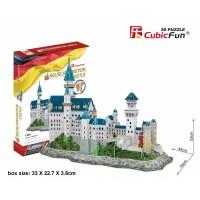 Cubicfun 3D Puzzle Neuschwanstein Castle
