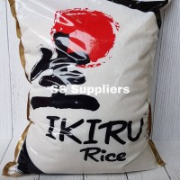 IKIRU RICE 5 KG (Beras Sushi Jepang Kemasan) Best Seller!