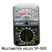 Multimeter multi tester avometer heles SP-900