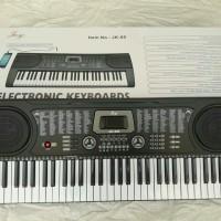 Keyboard piano pemula JK60
