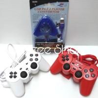 Stik PS2/ Stick PS 2 + Converter Double PS2 PS3