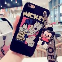 Casing import murah original fot iPhone 6 6S 7 8 Plus X soft case