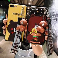 Casing import Murah original for iPhone 6 6S 7 8 Plus X soft case