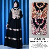 baju muslimah gamis syari dress muslim jetblack torino