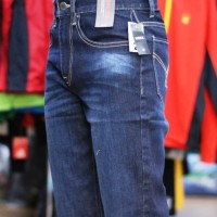 Celana Pendek Pria Jeans
