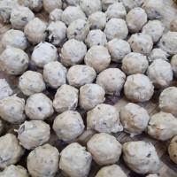 Bakso jamur kecil