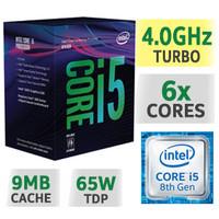 Intel Core i5 8600K BOX 3.6Ghz (Socket 1151 Coffee Lake)
