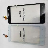 Touchscreen advan s5e 4g ori new black white