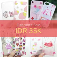 Happy Cartoon Oppo Neo 9 A37 Softcase Glow In The Dark Cover Case