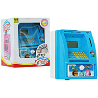Mainan Atm Bank Poli Robocar