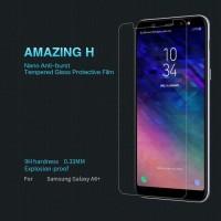 Samsung Galaxy A6 PLUS 2018 Tempered Glass - Nilkin Amazing H series