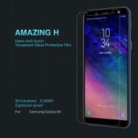 Samsung Galaxy A6 2018 Tempered Glass - Nilkin Amazing H series