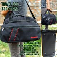 tas pakaian travel bag bodysport tas mudik tas barang backpack kargo