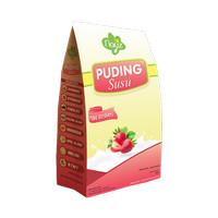 Nayz Puding Susu Strawberry 8997033910548