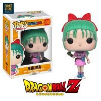 Funko POP! Animation Dragon Ball Z - Bulma #108