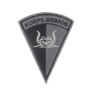 MOLAY KORPS BRIMOB Patch