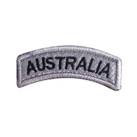 MOLAY AUSTRALIAN BANNER TAB Patch
