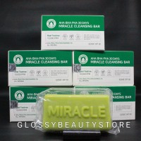 SOMEBYMI some by mi AHA BHA PHA 30 DAYS MIRACLE CLEANSING BAR 106gr