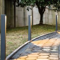Lampu Taman Midway Path 3+DX2951-650 - Hitam