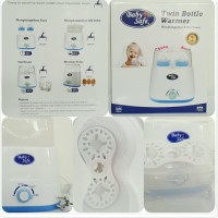 BABY SAFE TWIN BOTTLE
