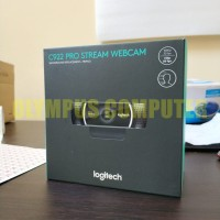 Kamera Logitech C922 Pro Stream Webcam Full HD / 1080p 30 FPS