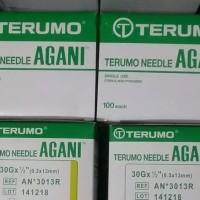 Terumo Needle AGANI no 30G / Needle terumo 30G / Nald Terumo 30 G
