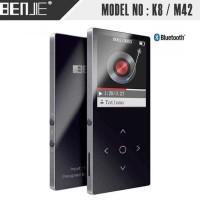 Benjie K8 Bluetooth Portable HIFI DAP / Digital Audio Player - Silver