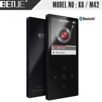 Benjie K8 Bluetooth Portable HIFI DAP / Digital Audio Player - Black