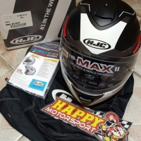 Helm Modular HJC seri IS-MAX II Mine MC4HSF size XL