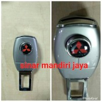 Colokan Safety Belt 2 in 1 Mitsubishi Xpander