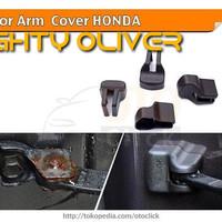 Door lock cover honda mobilio brio hrv brv crv accord civic arm cover