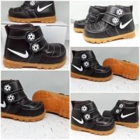 Sepatu Anak Laki Laki Boot Nike Coklat Usia 1 2 3 4 5 Tahun