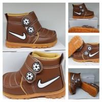 Sepatu Anak Nike Tan Usia 1 2 3 4 5 Tahun | Boot Anak Laki Laki