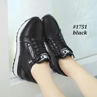 Fashion Sepatu Casual Kickers Mocassin Pita