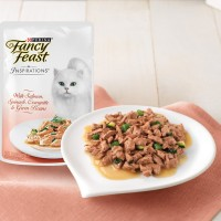 FANCY FEAST POUCH / FANCY FEAST WETFOOD / MAKANAN BASAH KUCING