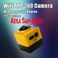 NEW mini cam Action Camera Cube Panorama 360 derajat de Paling Laris