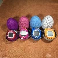 Tamagochi Telur Dinosaurus Import / Mainan Anak Perempuan - Blue