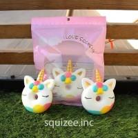 Squishy Unicorn Donut Jumbo