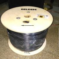 Kabel coaxial BELDEN RG6 9116S meteran tv / cctv