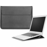 Sleeve Leather Case Laptop 15 Inch Asus Acer Macbook Sarung Tas Pouch