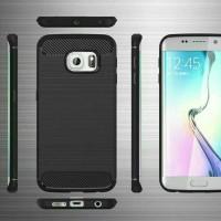 Samsung S6 EDGE - DELKIN Carbon Case