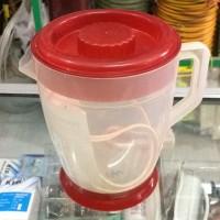 teko plastik dan pemanas
