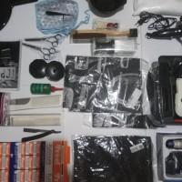 READY perlengkapan satu set paket alat cukur rambut untuk barbershop