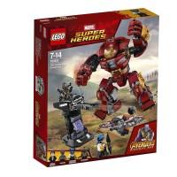 LEGO Marvel Super Heroes - 76104 The Hulkbuster Smash-Up Avengers Hulk