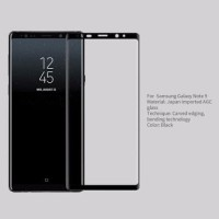 anti gores tempered glass Nillkin 3dcp+ max Samsung Galaxy Note 9