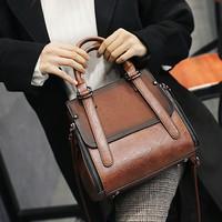 Tas wanita import tas kerja tas pesta handbags tas batam 087 NAVY - Cokelat
