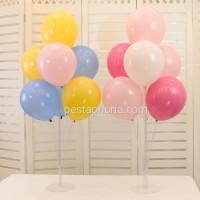 Balon Stand Set / Balon Stik Set / Balloon Base Stick Set