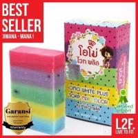 Mix Color Omo White plus Gluta soap bar original 100% / Mix Colour omo
