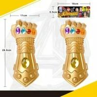 Sarung Tangan Thanos / Thanos Gloves / Mainan Anak Thanos