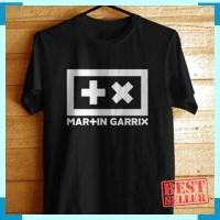 Tshirt Kaos Baju Distro Dj Martin Garrix #2 ( Edm Dj Rave Dwp ) Hitam